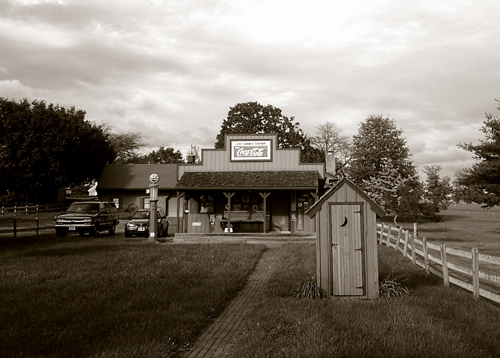 The Country Shop