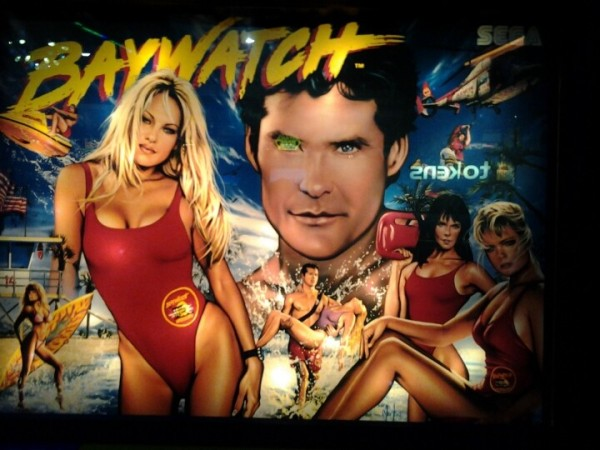 The Hasslehoff Godhead demands obedience and women