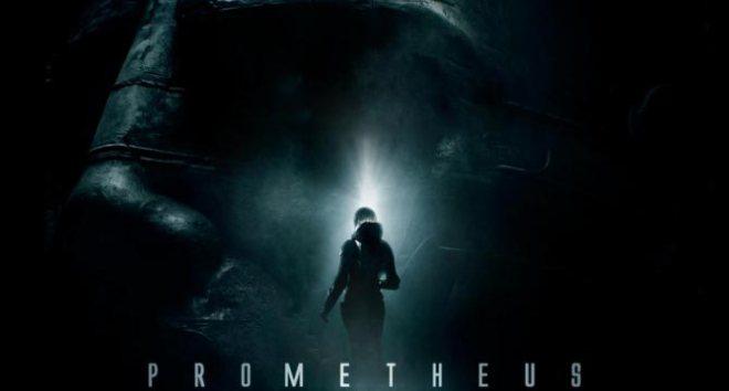 Prometheus movie